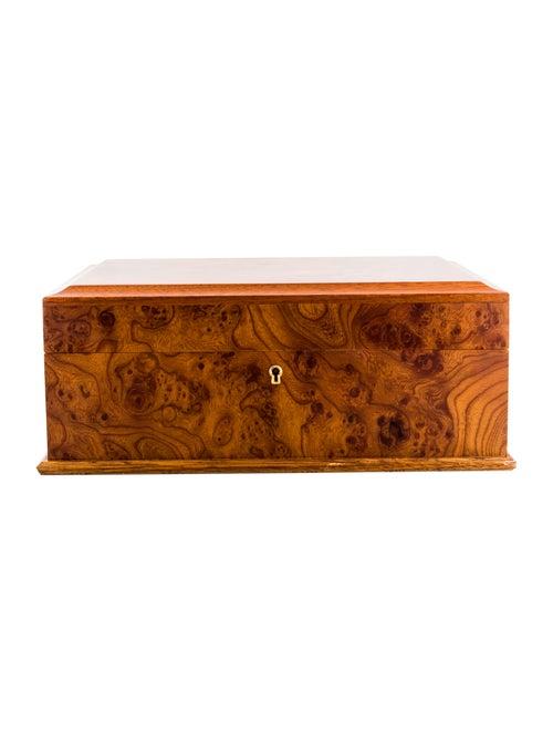 Agresti Briarwood Jewelry Box ...