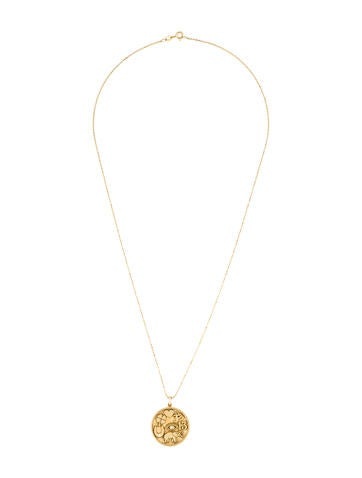 product lucky good necklace ylang gold do luck jennifer meyer pendant rose jm diamonds charm and a