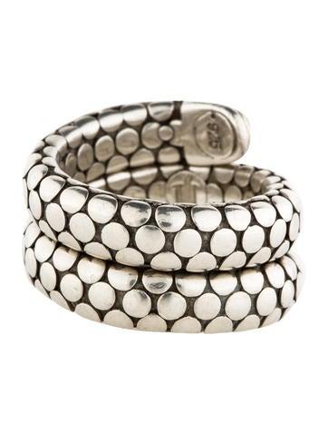 Pavé Diamond Bypass Ring