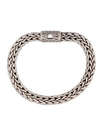 John Hardy Classic Wheat Chain Bracelet Bracelets