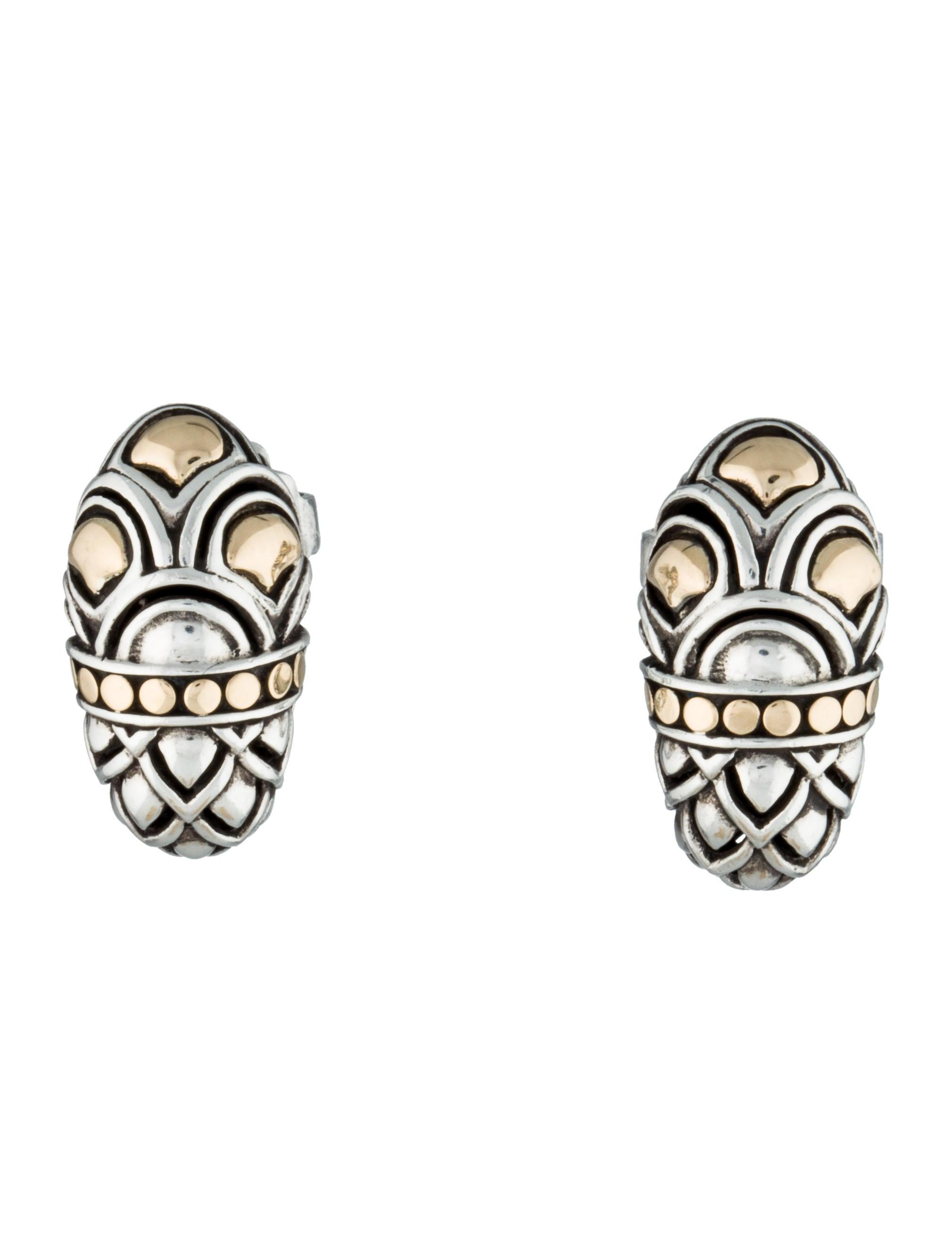 Naga Shrimp Earrings