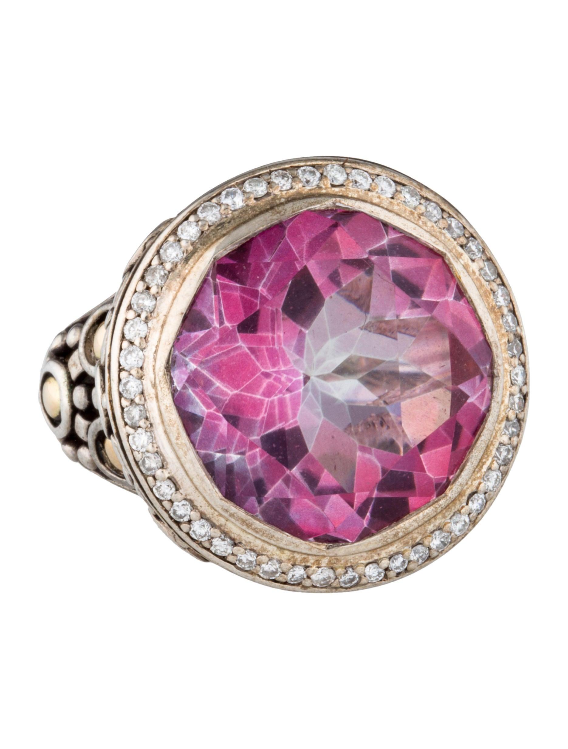 John Hardy Batu Sari Ring - Rings - JHA21967 | The RealReal