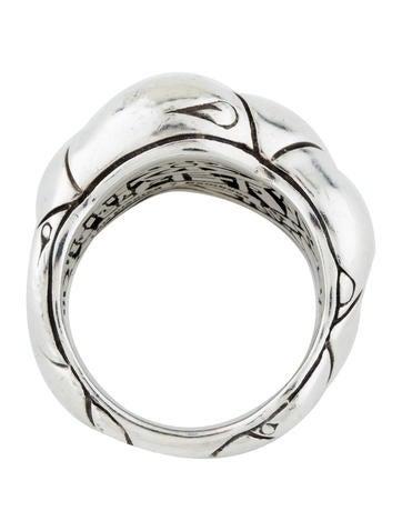 John Hardy Bamboo Ring Rings Jha24269 The Realreal