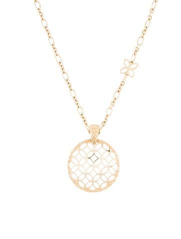 John Hardy 18K Pendant Necklace