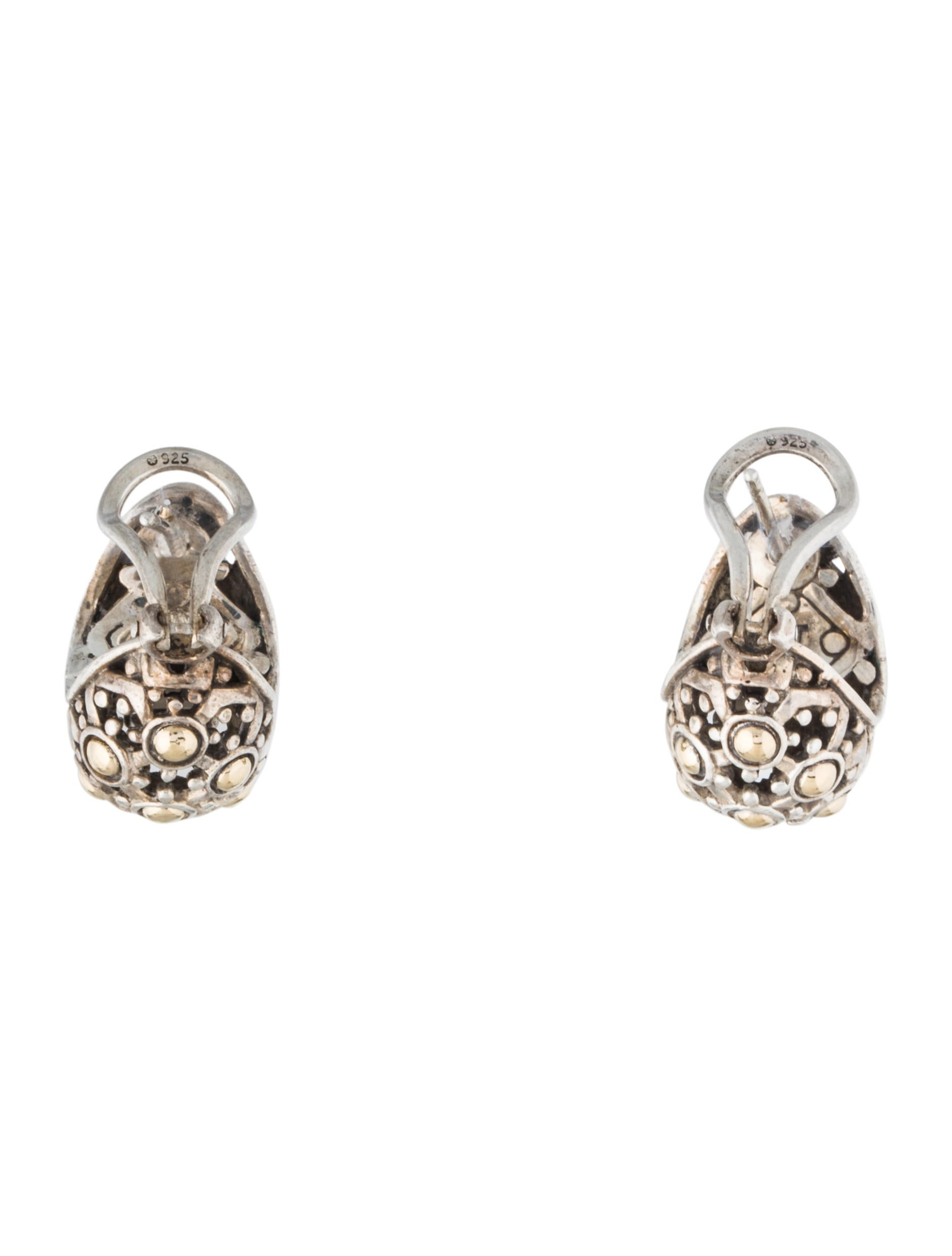 John hardy jaisalmer buddha belly earrings earrings for John hardy jewelry earrings