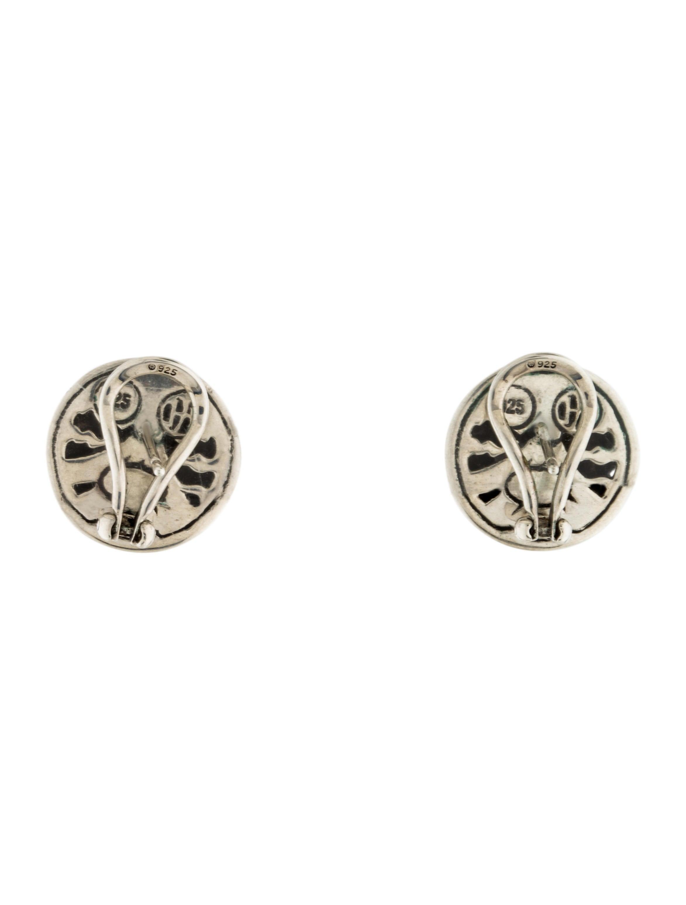John hardy palu earrings earrings jha26606 the realreal for John hardy jewelry earrings