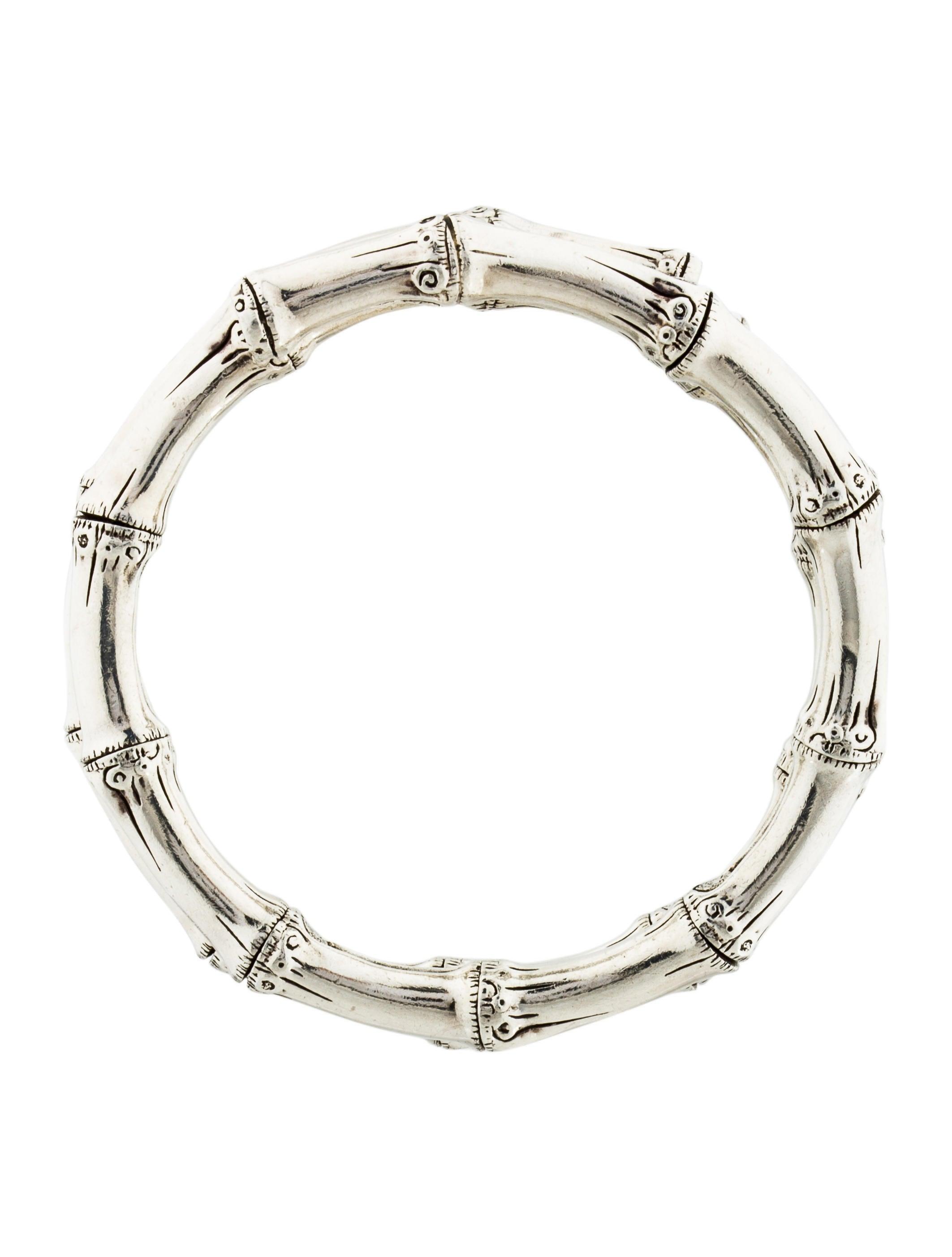 John Hardy Bamboo Double Coil Bracelet Bracelets