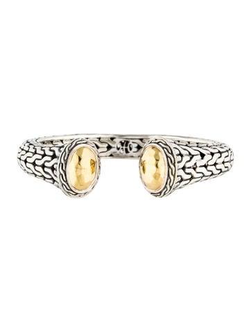 John Hardy Palu Kick Cuff Bracelet Bracelets Jha26916