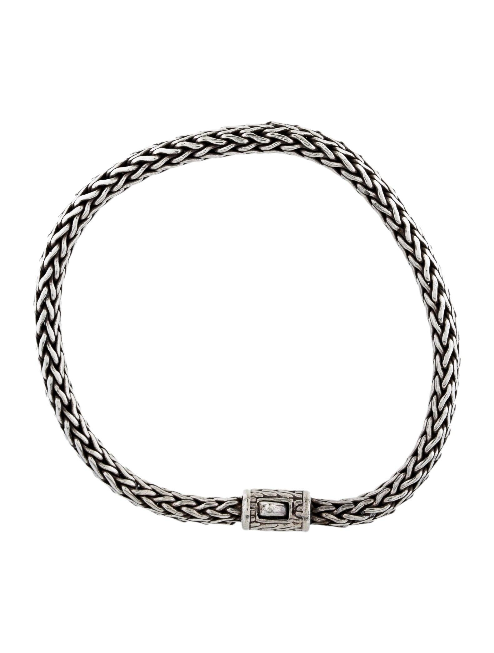 John Hardy Classic Chain Bracelet Bracelets Jha26919
