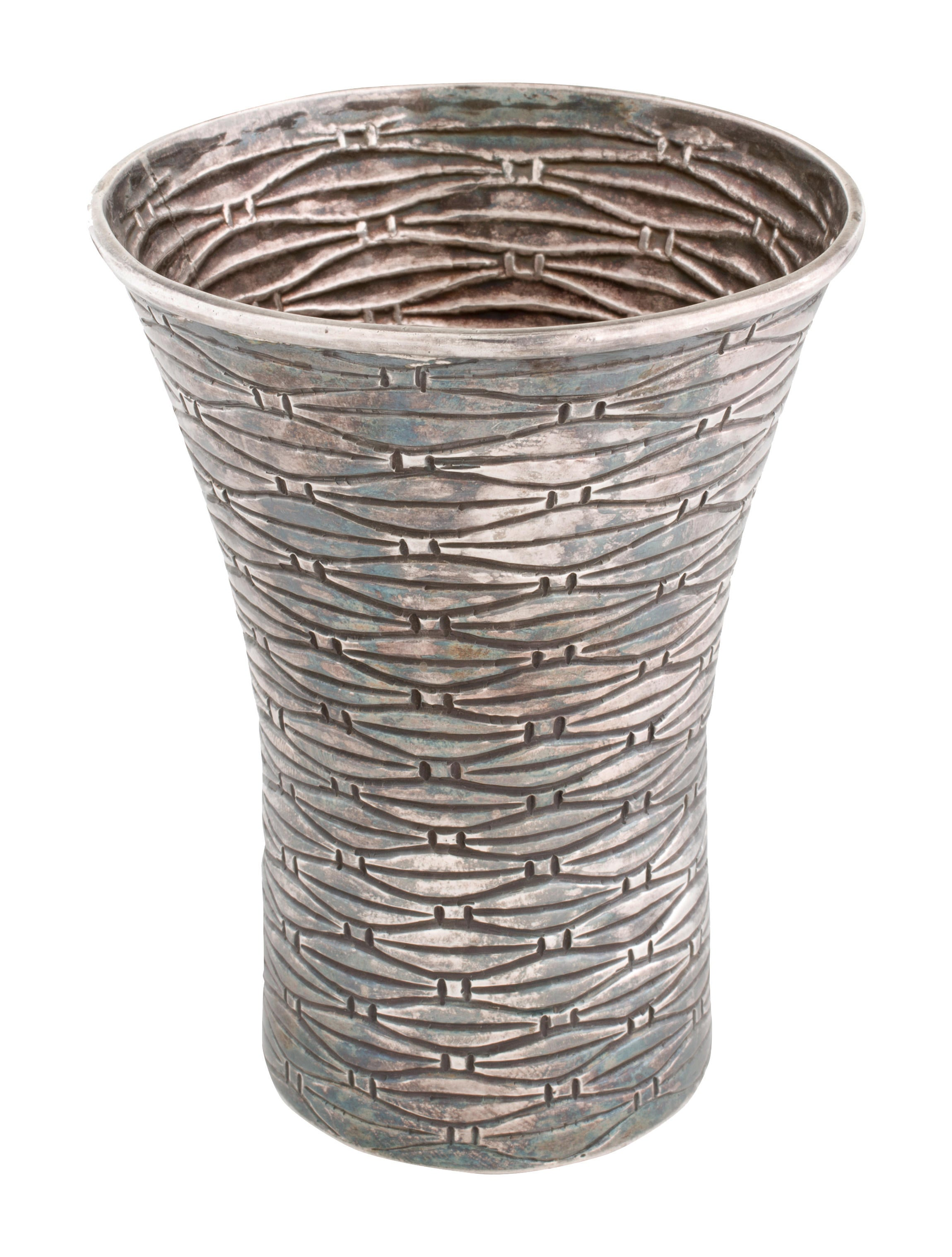 John Hardy Sterling Pencil Cup - Decor And Accessories ...