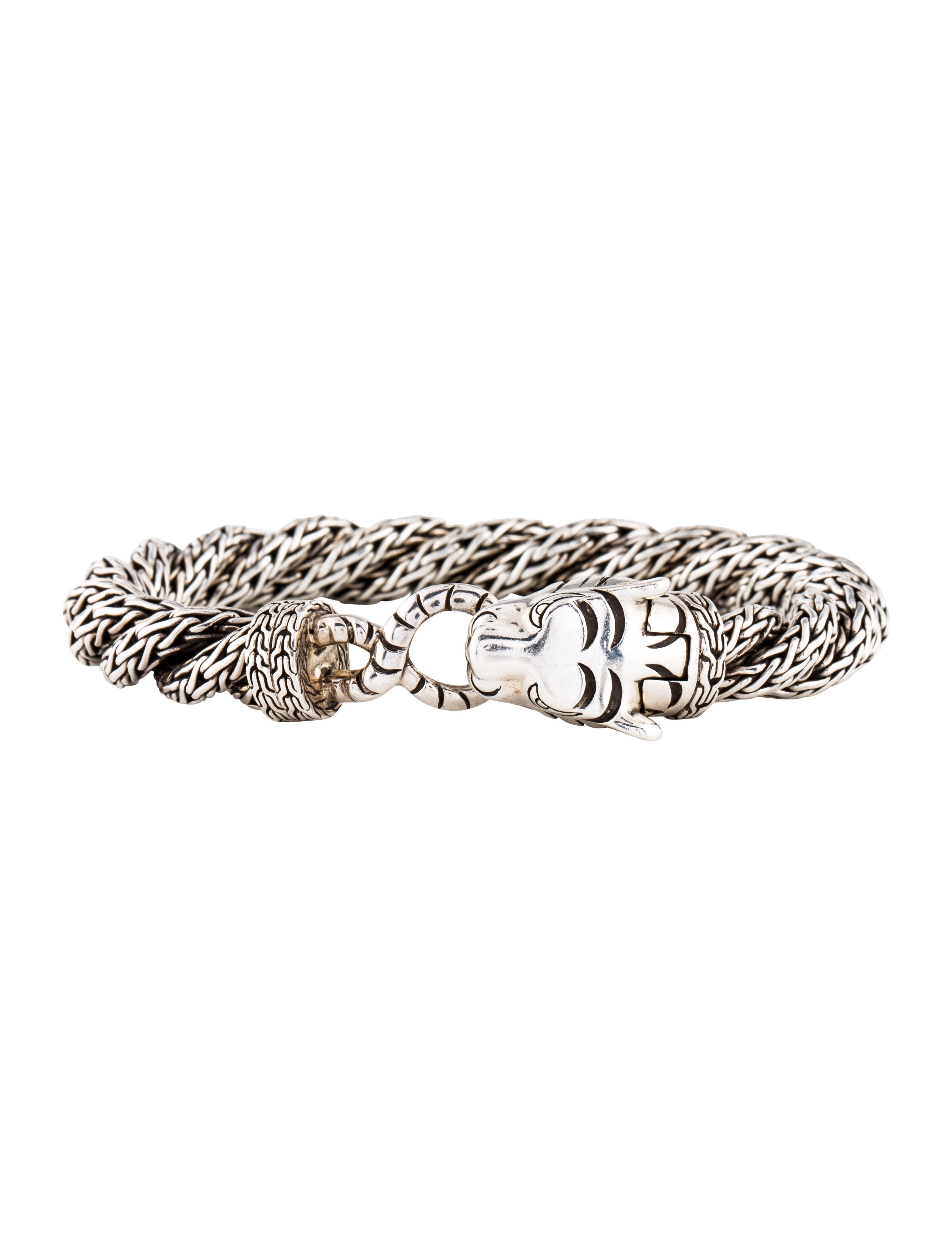 John Hardy Tiger Bracelet Jewelry Flatheadlake3on3