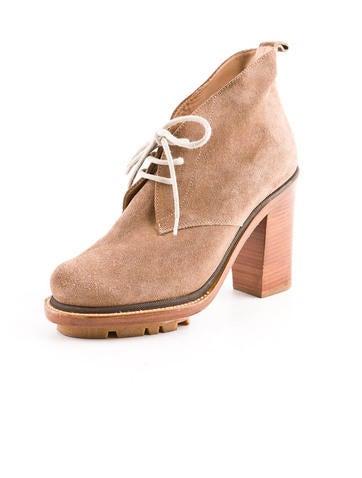 Suede Desert Boot