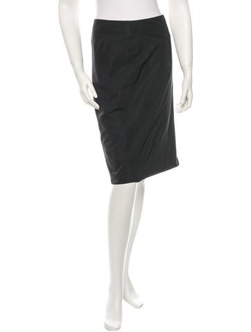Jil Sander Pencil Skirt