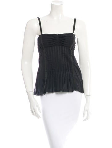 Jil Sander Silk Top None