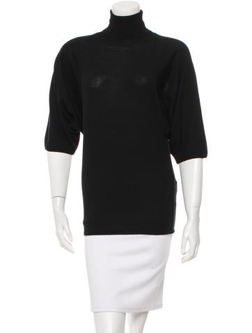 Jil Sander Wool Turtleneck Sweater None