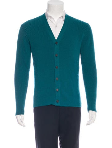 Jil Sander V-Neck Cardigan None