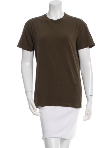 Jil Sander Crew Neck T-Shirt None