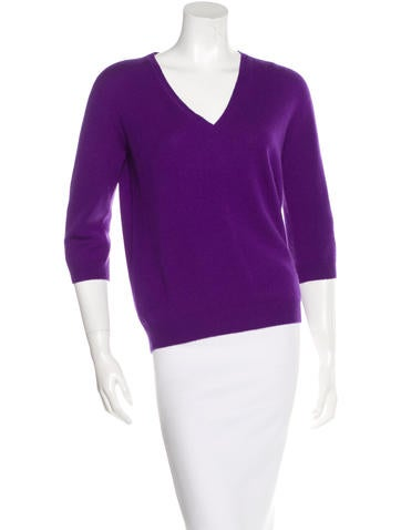 Jil Sander Knit Cashmere Sweater None