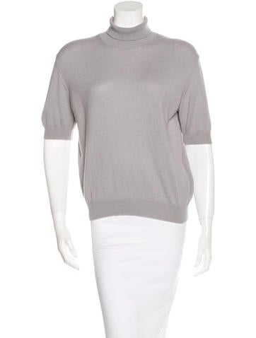 Jil Sander Cashmere Turtleneck Sweater None