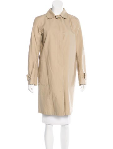 Jil Sander Knee-Length Jacket