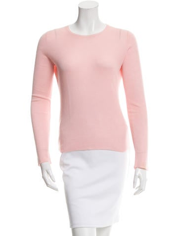 Jil Sander Long Sleeve Knit Top None