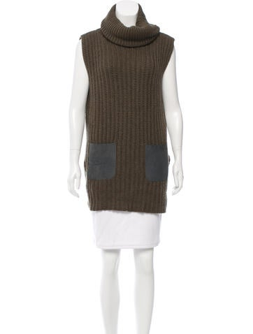 Jil Sander Cashmere Knit Tunic None