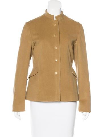 Jil Sander Wool & Cashmere-Blend Jacket