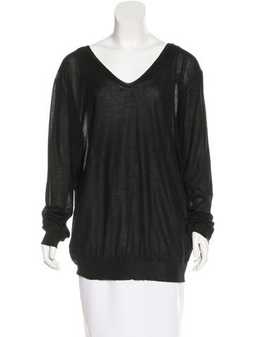 Jil Sander Oversize Cashmere Sweater w/ Tags None