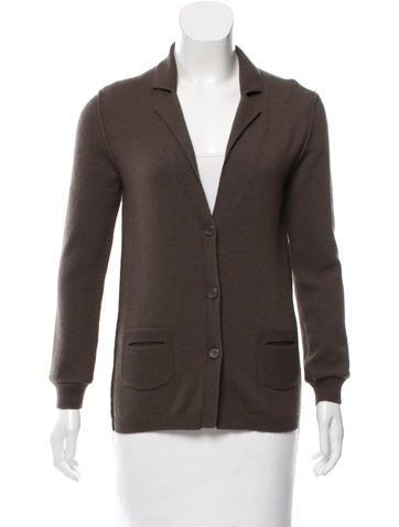 Jil Sander Rib Knit Button-Up Cardigan None