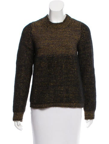 Jil Sander Mélange Cashmere Sweater None