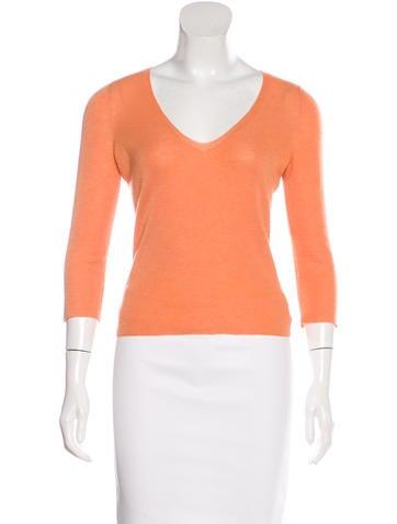 Jil Sander Cashmere & Silk Sweater None