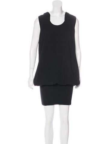Jil Sander Sleeveless Collared Dress None