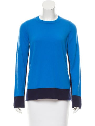 Jil Sander Crew Neck Cashmere Sweater None