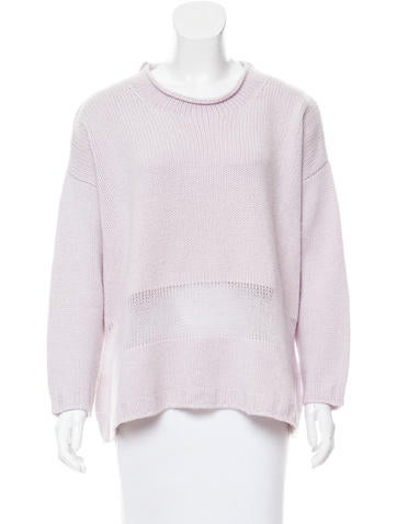 Jil Sander Boxy Cashmere Sweater None