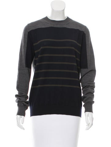 Jil Sander Wool Crew Neck Sweater None