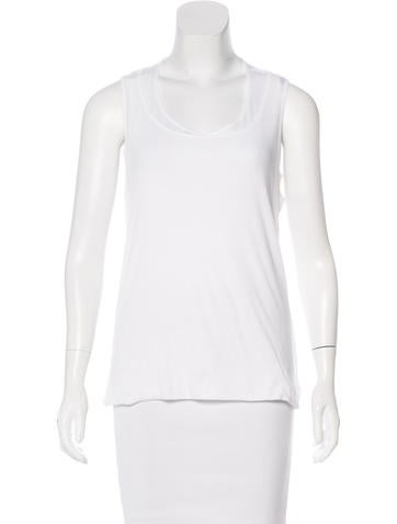 Jil Sander Layered Sleeveless Top None