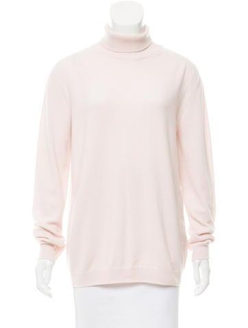 Jil Sander Cashmere Turtleneck Sweater None