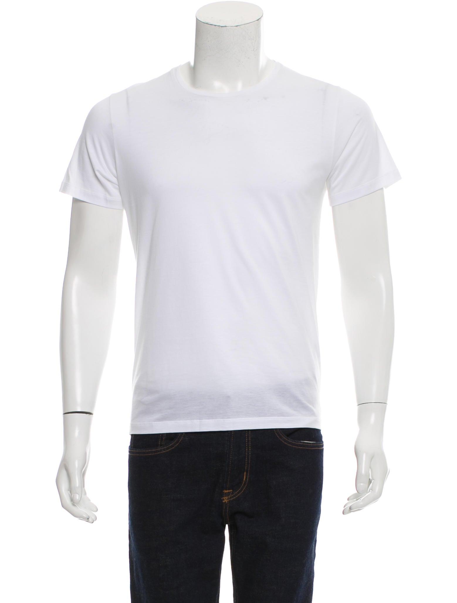 Jil sander short sleeve crew neck t shirt w tags for Jil sander mens shirt