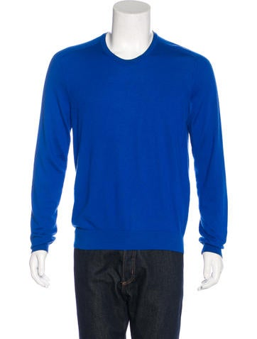 Jil Sander Cashmere Long Sleeve Sweater None
