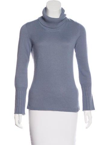 Jil Sander Turtleneck Knit Sweater None