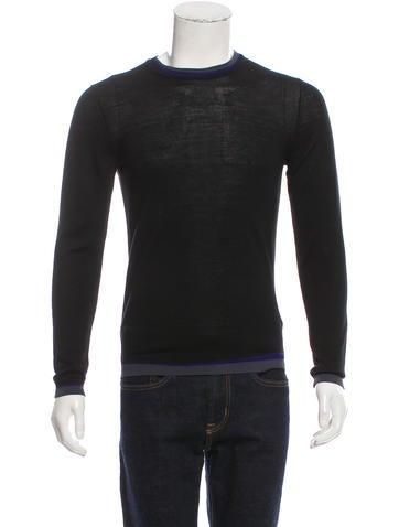 Jil Sander Wool Crew Neck Sweater None