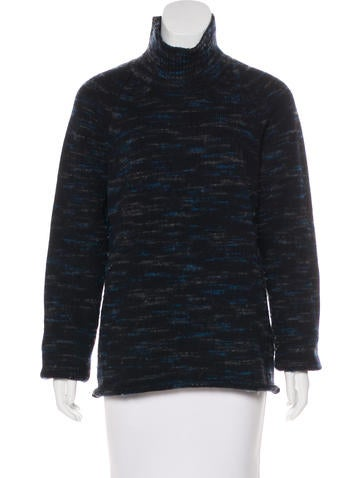 Jil Sander Wool & Cashmere Sweater None
