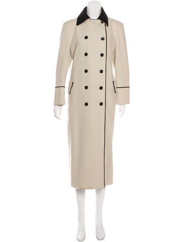 Jil Sander Cashmere Long Coat None