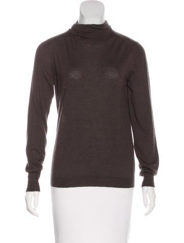 Jil Sander Knit Turtleneck Sweater None