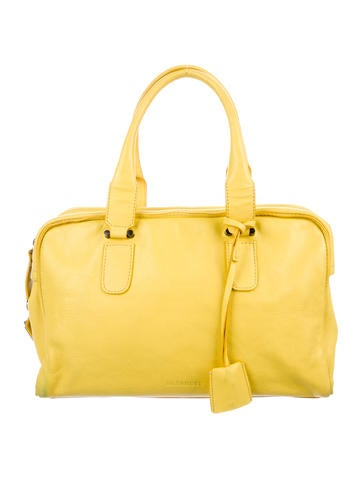 Jil Sander Grained Leather Tote None