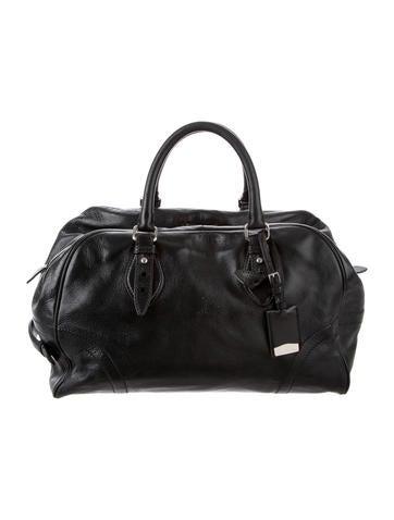Jil Sander Leather Top Handle Bag None