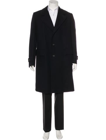 Jil Sander Wool & Cashmere Coat None