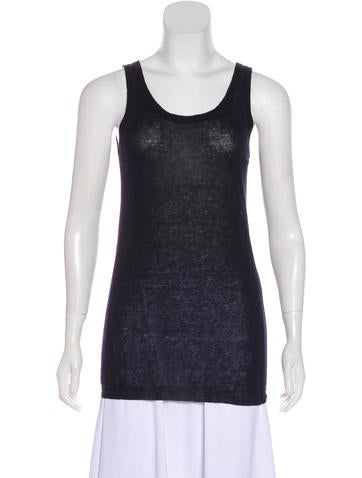 Jil Sander Sleeveless Knit Top w/ Tags None