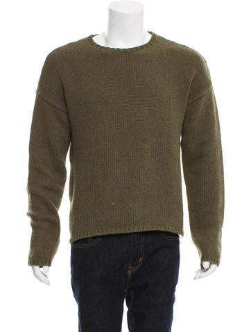 Jil Sander Cashmere Crew Neck Sweater None