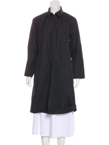 Jil Sander Lightweight Knee Length Coat by Jil Sander